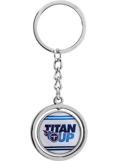 Titans Titan Up Spinner Keychain