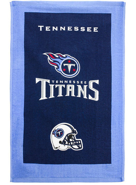 Tennessee Titans Towel by KR Strikeforce