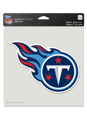 8 x 8 DIE CUT TITANS DECAL