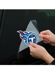 "8"" x 8"" Die Cut Titans Decal"
