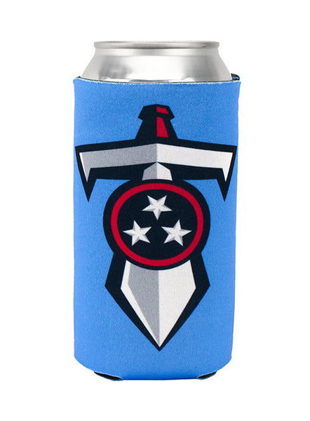 Titans 16 oz. Collapsible Can Cooler