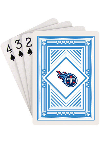 Titans Playing Cards