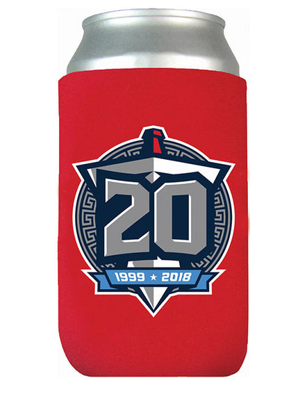Titans 20th Season Collapsible Can Cooler