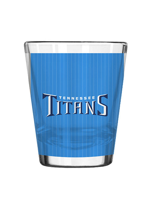 Titans 2 oz. Sublimated Shot Glass