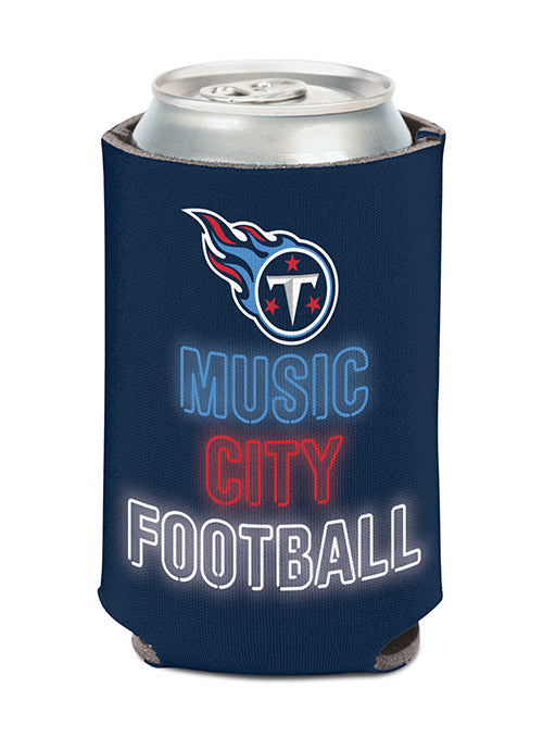 Titans 12oz. Music City Football Can Cooler