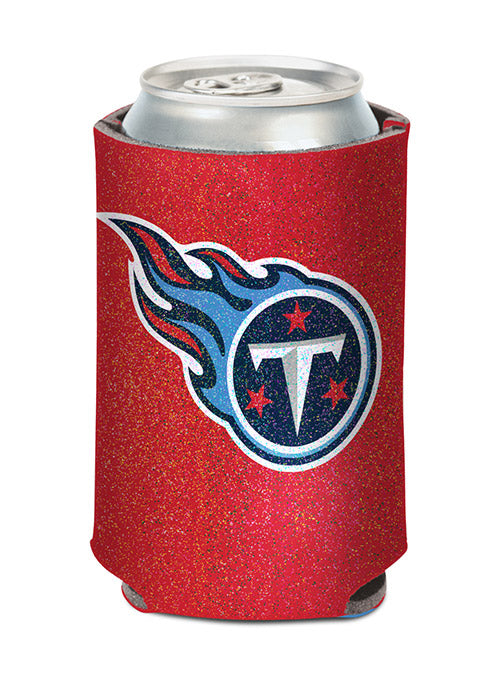 Titans 12 oz. Glitter Can Cooler