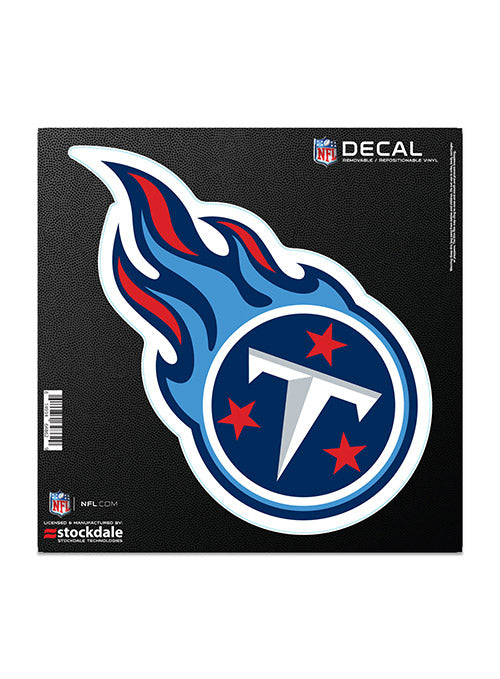 Titans All Surface 6x6 Decal