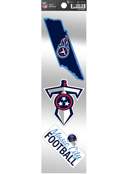 Titans Spirit 3 Pack Decals