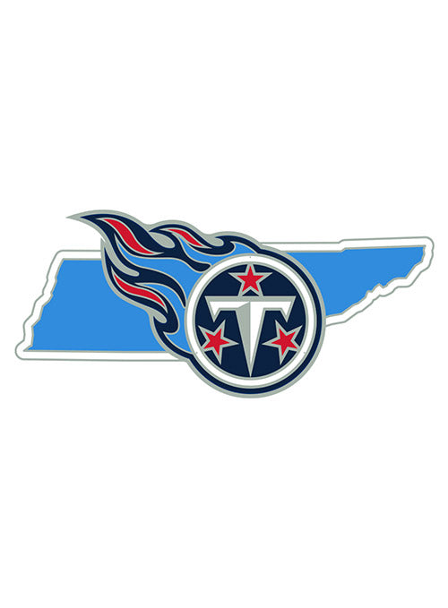 Titans State Outline Hatpin