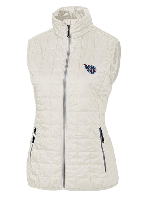 Ladies Cutter & Buck Titans Rainier Vest