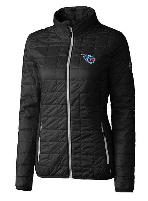 Ladies Cutter & Buck Titans Rainier Jacket