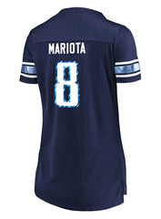 Ladies Titans Mariota Draft Me