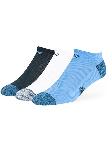 47 Brand Titans 3-Pack Low-Cut Socks