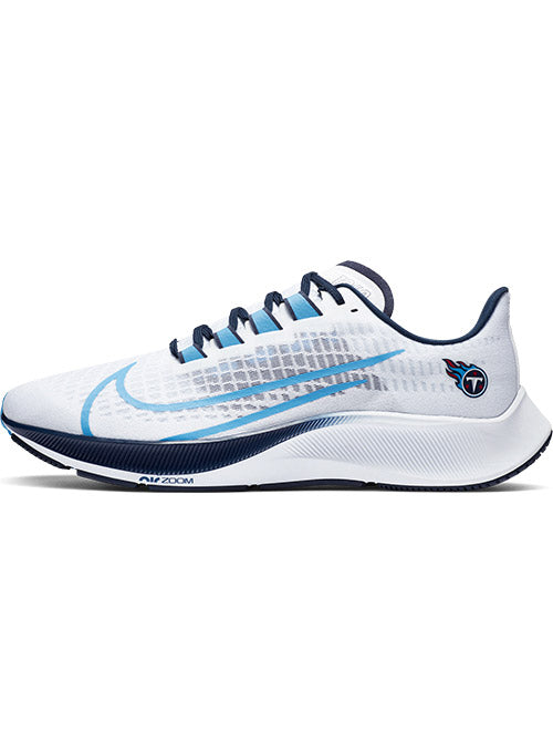Nike Titans White Air Zoom Pegasus 37 Shoes
