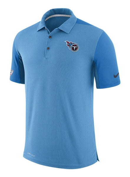 Nike Titans Sideline Team Issue Polo