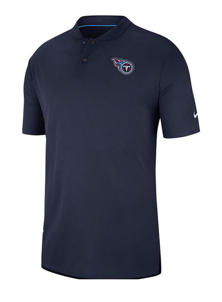 Nike Titans Sideline Elite Coaches Polo