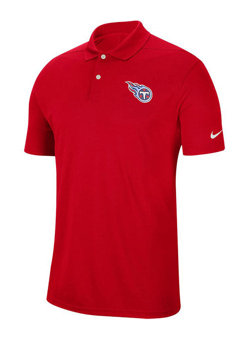 Nike Golf Titans Victory Solid Polo