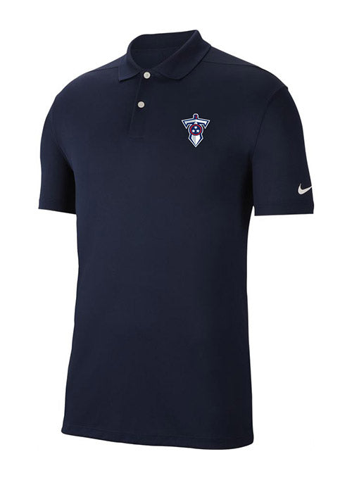 Nike Golf Titans Sword Victory Polo
