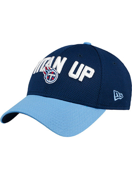 New Era Titans 2018 NFL Draft 9FORTY Adjustable Hat  992df51db517
