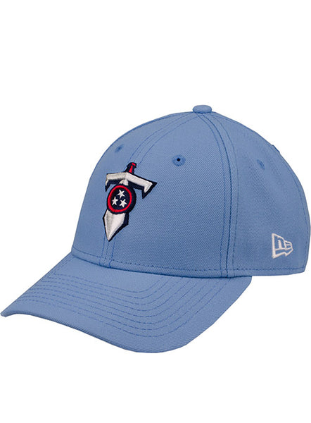 New Era Titans Sword Logo 9FORTY Adjustable Hat