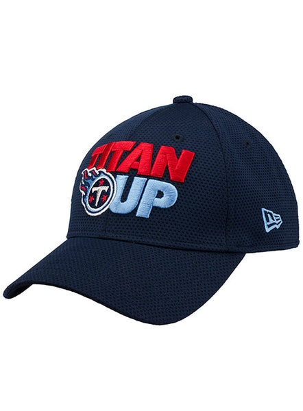 New Era Titan Up 9FORTY Adjustable Hat  8f91fb44396b