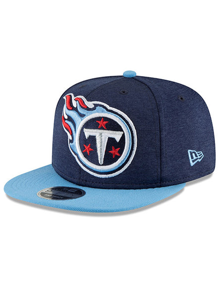 New Era Titans Heather Huge 9FIFTY Snapback Hat