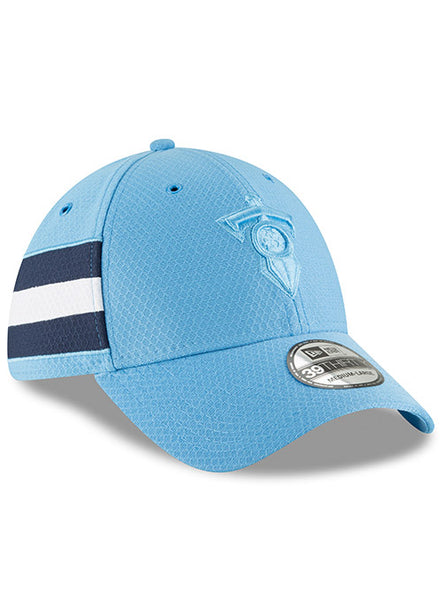 New Era Titans 2018 Color Rush 39THIRTY Flex Hat  8ab56e070386