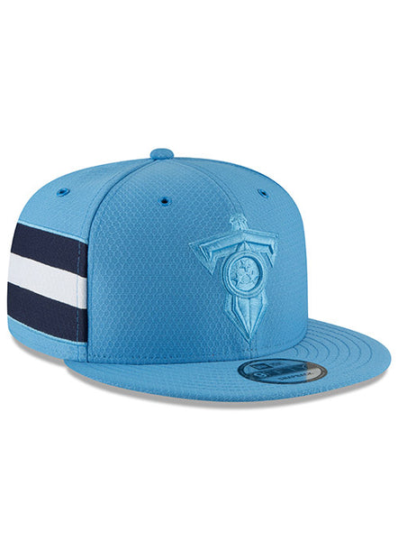 New Era Titans 2018 Color Rush 9FIFTY Snapback Hat