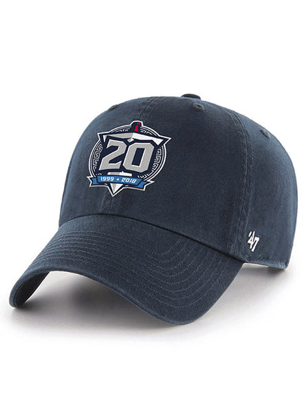 Titans 20th Season '47 Brand Clean Up Hat
