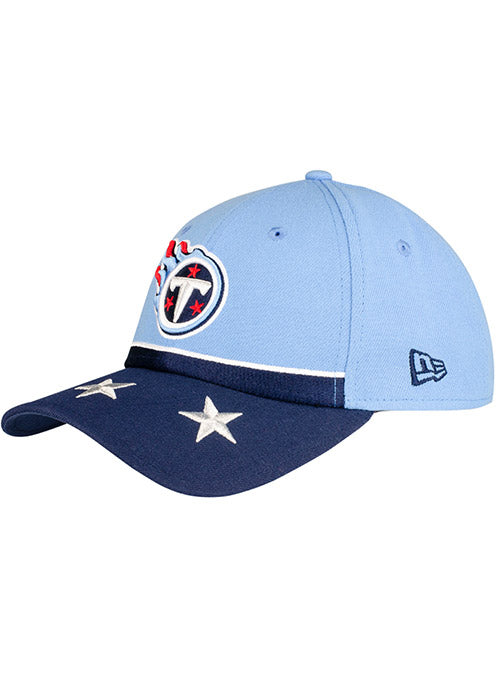 New Era Titans 2019 NFL Draft 39Thirty Flex Hat