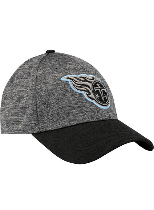 Men's Tennessee Titans New Era Tonal Logo 39THIRTY Flex Hat