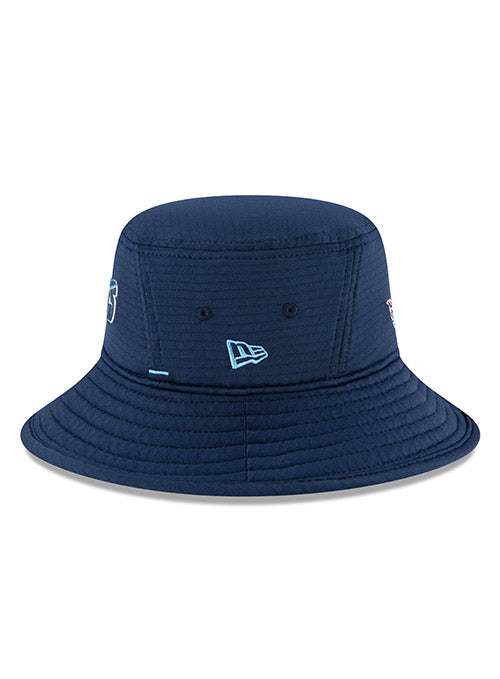 New Era Titans 2020 Training Camp Bucket Hat