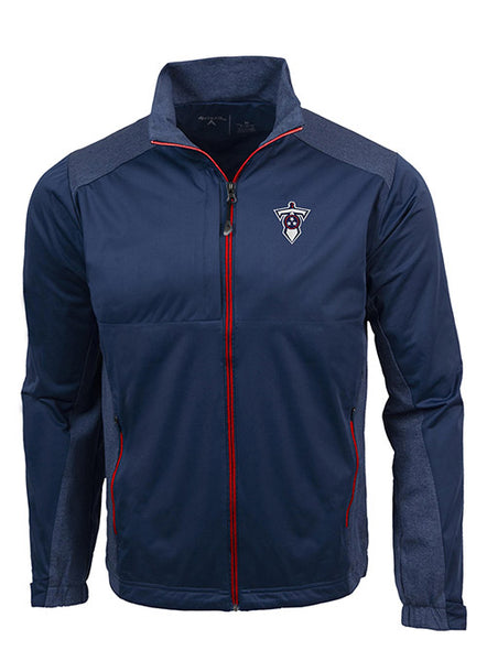 Antigua Titans Revolve Secondary Logo Full Zip Jacket