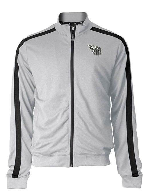 New Era Titans Lightweight Track Full Zip Jacket