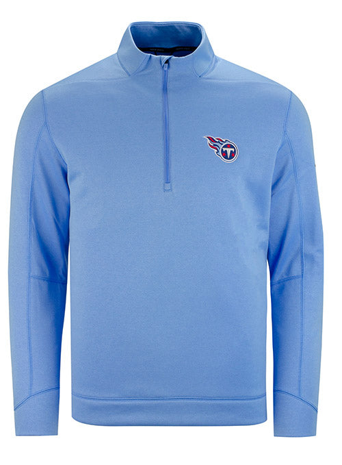 Nike Golf Titans Therma Team Logo 1/4 Zip Jacket