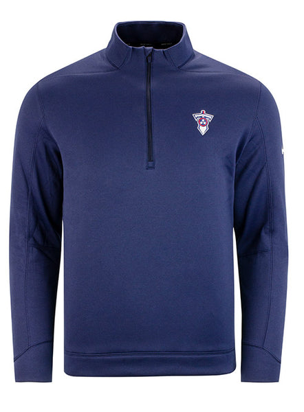 Nike Titans Therma Sword Logo 1/2 Zip Jacket