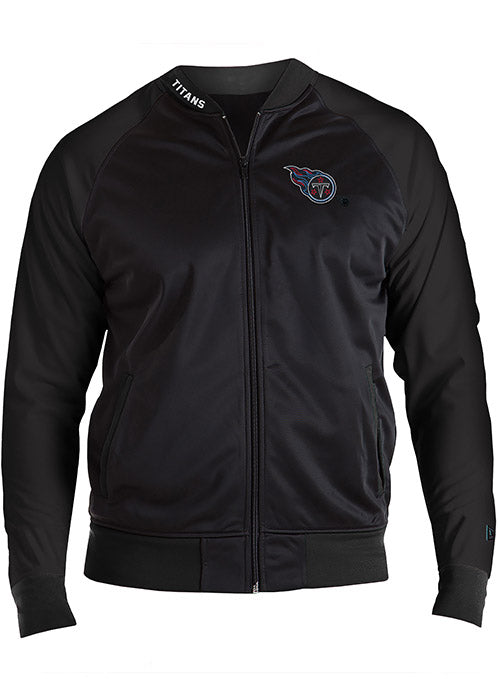 New Era Titans 2020 Draft Hooded Fleece Jacket