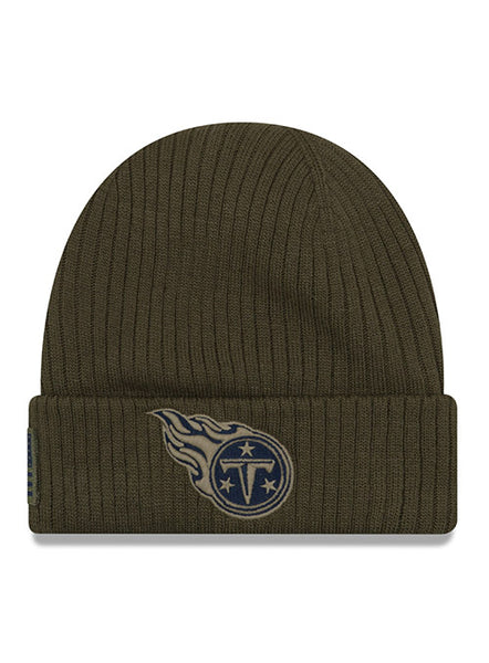 New Era Titans Men's 2018 Salute to Service Knit