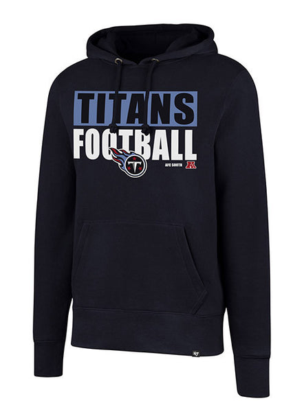 '47 Brand Titans Headline Hooded Sweatshirt