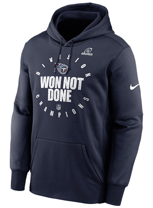 Nike Titans 2020 AFC South Division Champions Pullover Sweatshirt