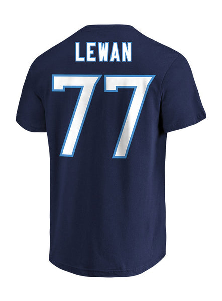 Titans Taylor Lewan Player T-Shirt