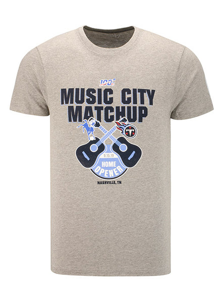 '47 Brand Tennessee Titans vs Indianapolis Colts Music City Matchup T-Shirt