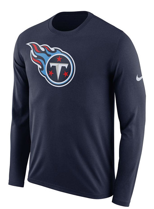 Nike Tennessee Titans Primary Logo Long Sleeve T-Shirt