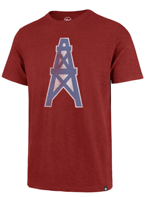 '47 Brand Titans Oilers Grit Scrum T-Shirt