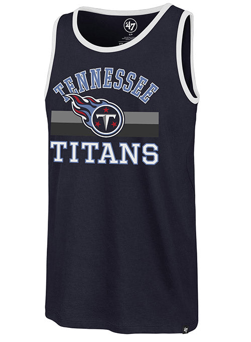 '47 Brand Titans Team Edge Super Rival Tank Top