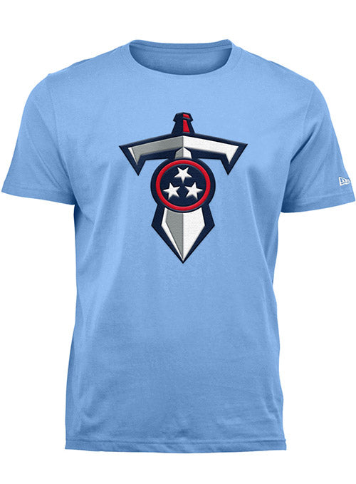 New Era Titans Embroidered Sword Logo T-Shirt