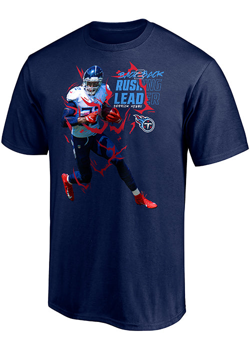Derrick Henry 2020 Rushing Title Champion T-Shirt