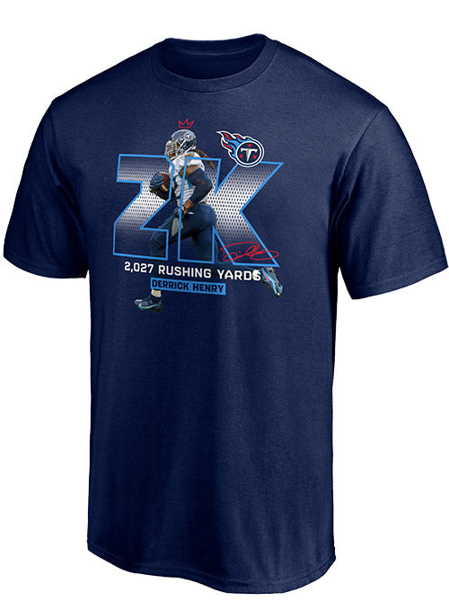 Derrick Henry 2K Rushing T-Shirt