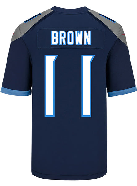 Nike Game Home A.J. Brown Jersey