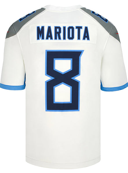 Nike Game Away Marcus Mariota Jersey